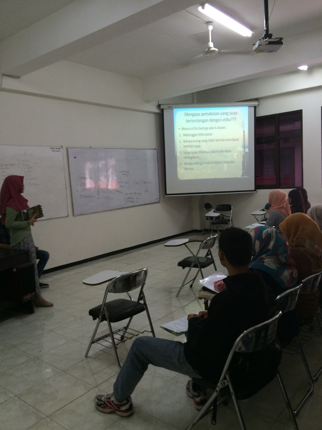 kelas etbis 7 april 2015